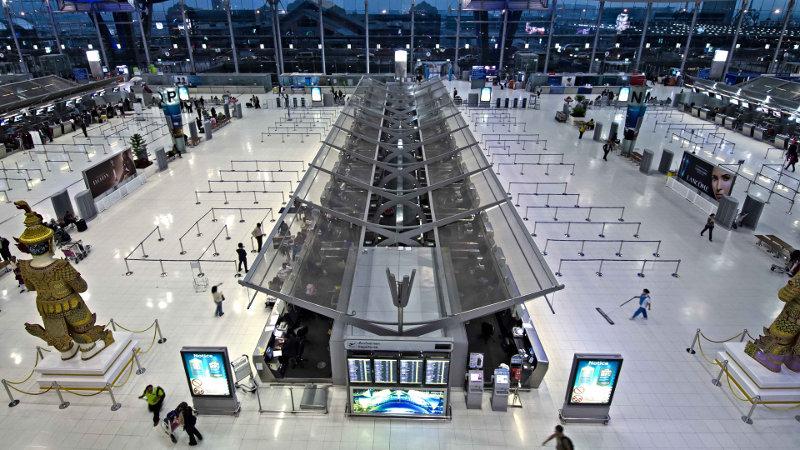 Ψηφιακή Σήμανση airport